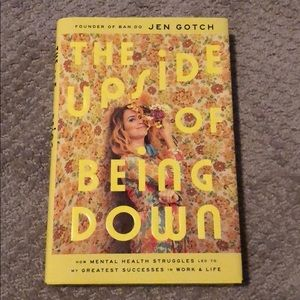Book: The Upside of Being Down